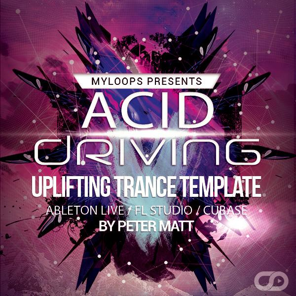 Acid Driving Uplifting Template (By Peter Matt)