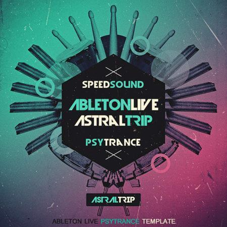 Ableton Live Psytrance Template - Astral Trip