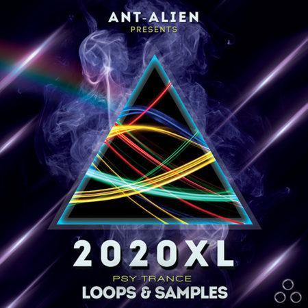 Ant-Alien - 2020XL Psy-Trance Loops & Samples
