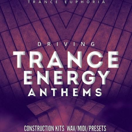 Driving Trance Energy Anthems [1000x1000]