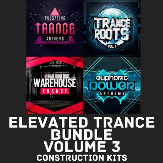 Elevated Trance Bundle Volume 3 [1000x1000]