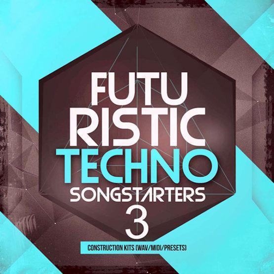 Futuristic Techno Songstarters 3 [1000x1000]
