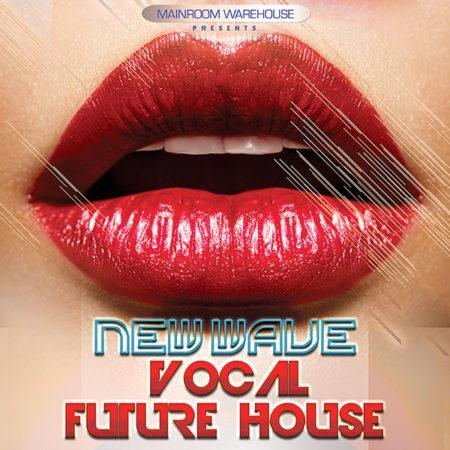 New Wave Vocal Future House Sample Pack