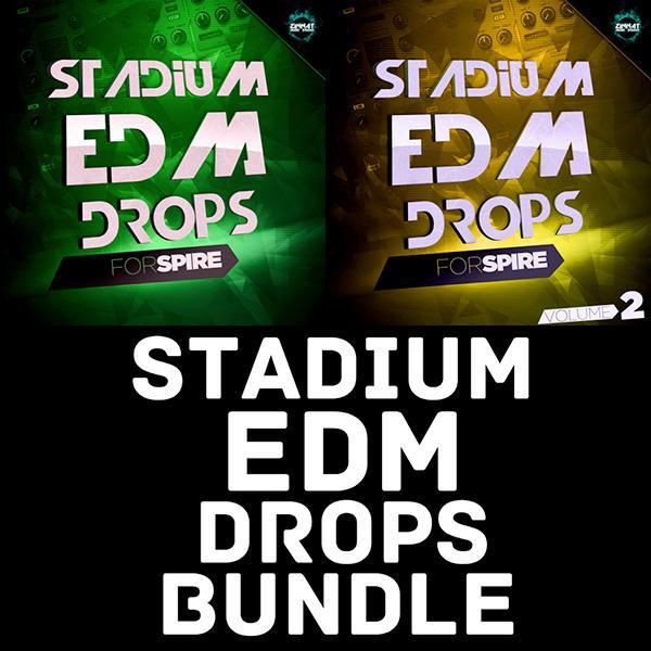 Stadium EDM Drops Bundle