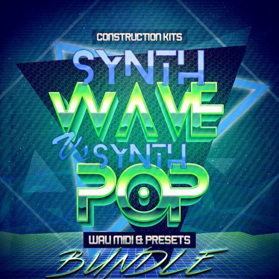 SynthWave Vs SynthPop Bundle [1000x1000]