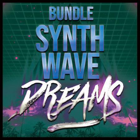 Synthwave Dreams Bundle [1000x1000]