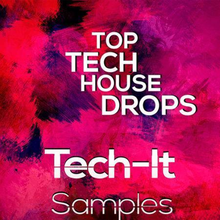 TIS023 Tech It Samples - Top Tech House Drops