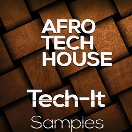 TIS024 Tech It Samples - Afro Tech House