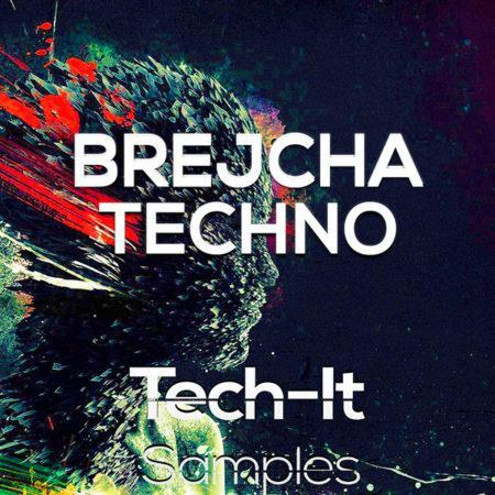 TIS026 Tech It Samples - Brejcha Techno
