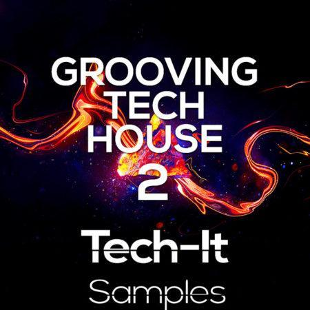 TIS027 Tech It Samples - Grooving Tech House 2