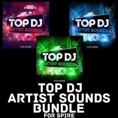 Top DJ Artist Sounds Bundle For Spire [1000x1000]