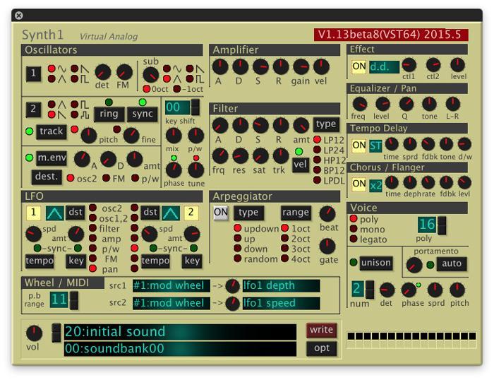 Trance vst free | Free VST instruments / synthesizer software  2019