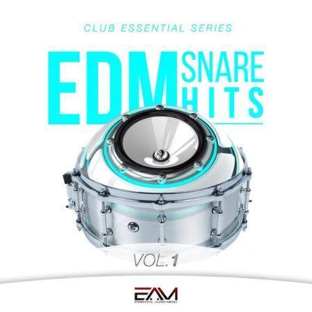 Club Essential Series EDM Snare Hits Vol 1 By Essential Audio Media