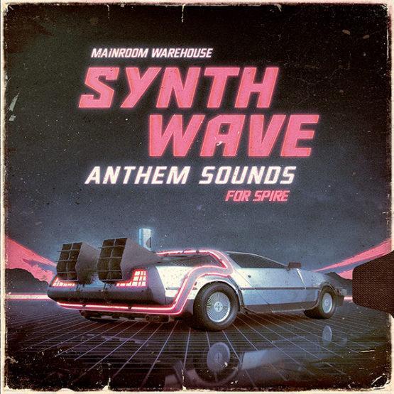 Synthwave Anthem Sounds For Spire Soundset