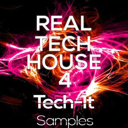 TIS029 Tech It Samples - Real Tech House 4