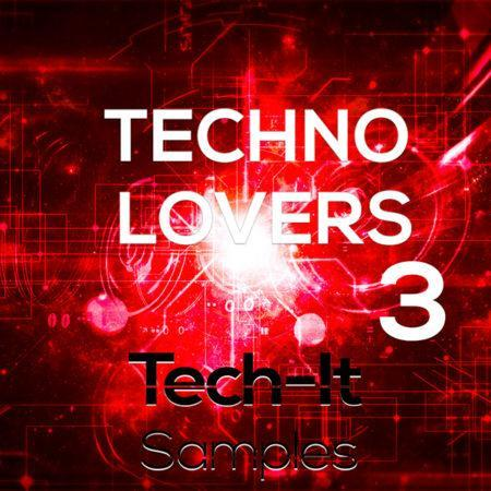 TIS032 Tech It Samples - Techno Lovers 3