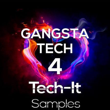 TIS034 Tech It Samples - Gangsta Tech 4