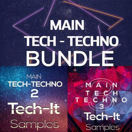 TIS057 Tech It Samples - Main Tech Techno Bundle