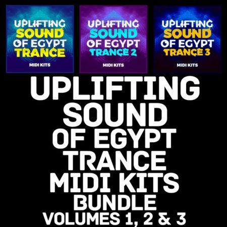 Uplifting Sound Of Egypt Trance MIDI Kits Bundle V1
