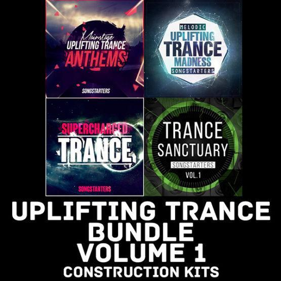 Uplifting Trance Bundle Volume 1 [1000 x 1000]
