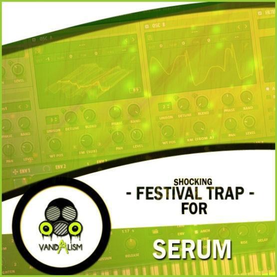 Shocking Festival Trap For Serum By Vandalism