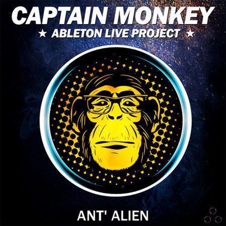 ant-alien-ableton-live-template-captain-monkey
