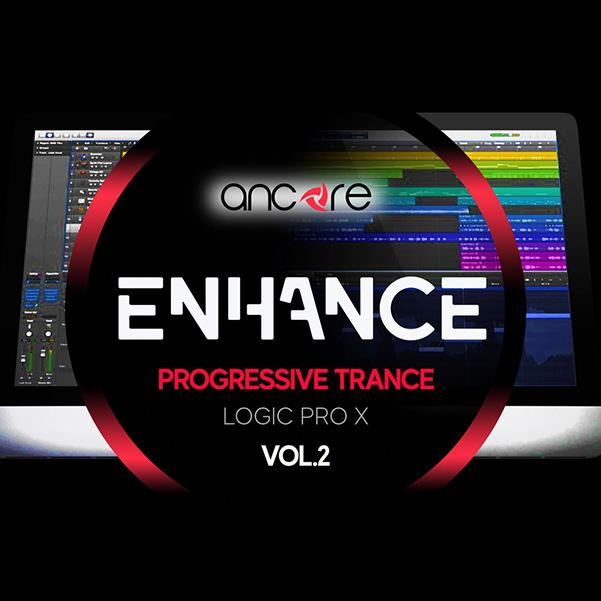 ENHANCE Progressive Trance Logic Template Vol 2