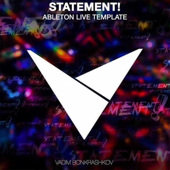 vadim-bonkrashkov-statement-ableton-live-template