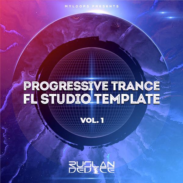 Progressive Trance FL Studio Template Vol  1 (By Ruslan Device)