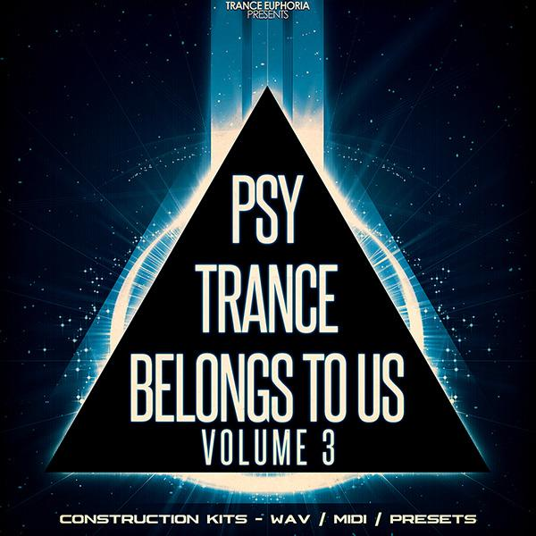 PSY Trance Belongs To Us 3