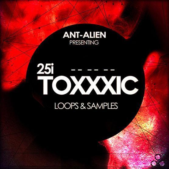 Ant-Alien - Toxxxic 25i