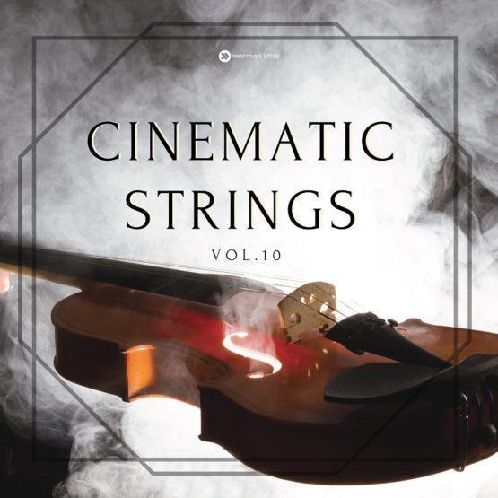 Cinematic Strings Vol 10