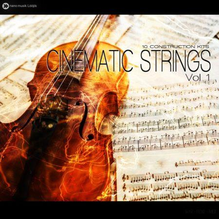 Cinematic Strings Vol 1