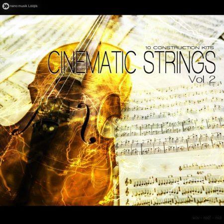 Cinematic Strings Vol 2