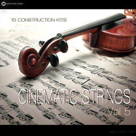 Cinematic Strings Vol 5