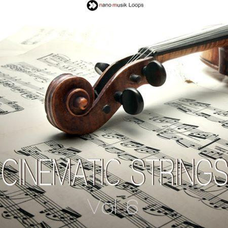 Cinematic Strings Vol 6