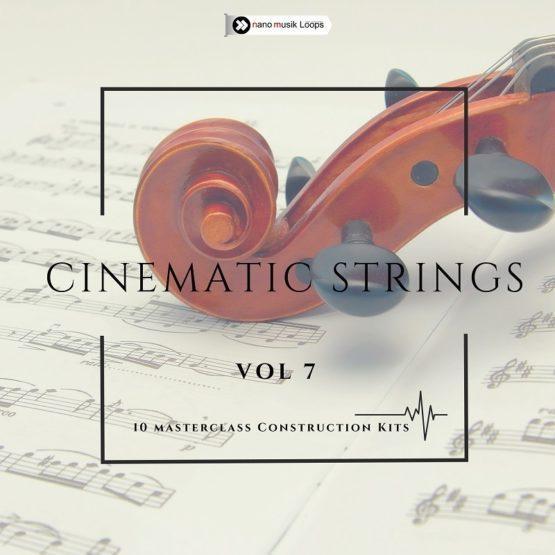 Cinematic Strings Vol 7