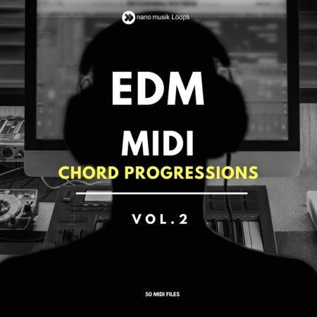 EDM MIDI Chord Progressions Vol 2