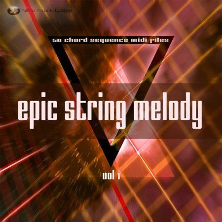 Epic String Melody Vol 1