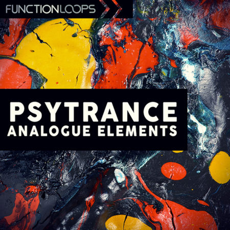 Function Loops - Analogue Psytrance Elements