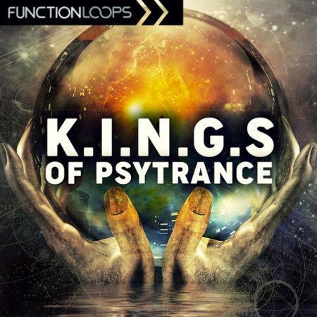 Function Loops - Kings of Psytrance
