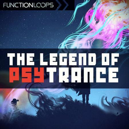 Function Loops - The Legend of Psytrance