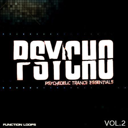 PSYCHO2-cover-art