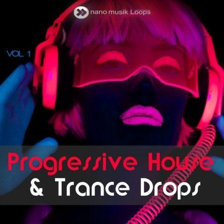 Progressive House & Trance Drops Vol 1