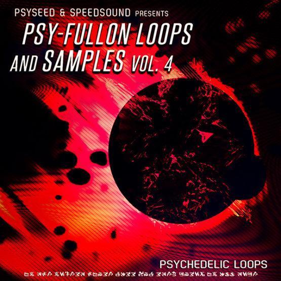 Psy Fullon Loops & Samples Vol. 4