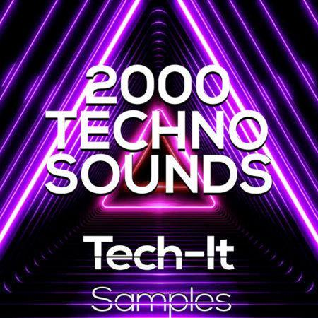 TIS068 Tech It Samples - 2000 TECHNO SOUNDS