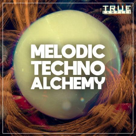 TS - Melodic Techno Alchemy