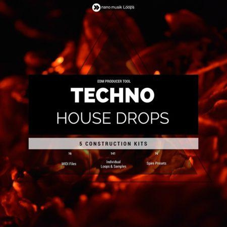 Techno House Drops