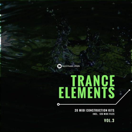 Trance Elements Vol 3