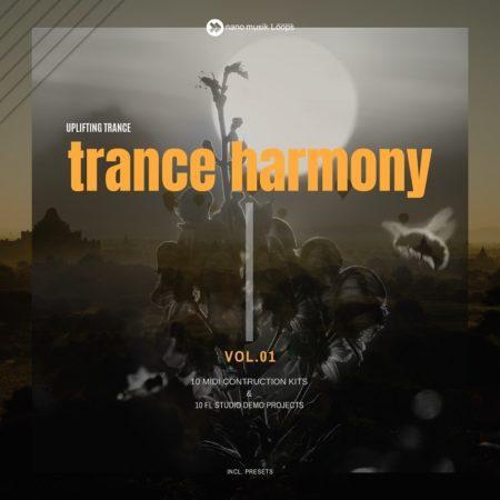Trance Harmony Vol 1